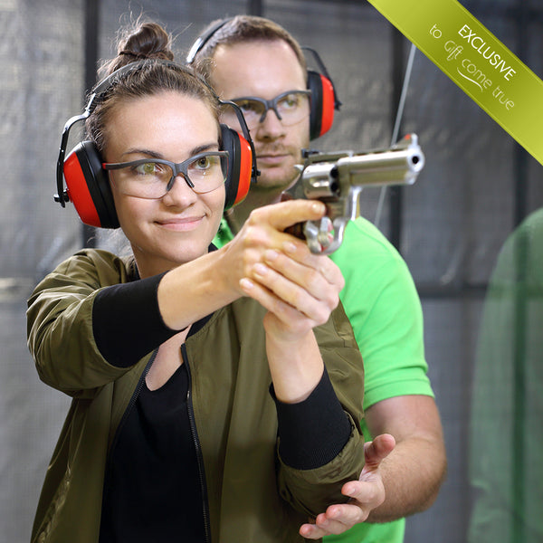 THE challenge: shooting for couples