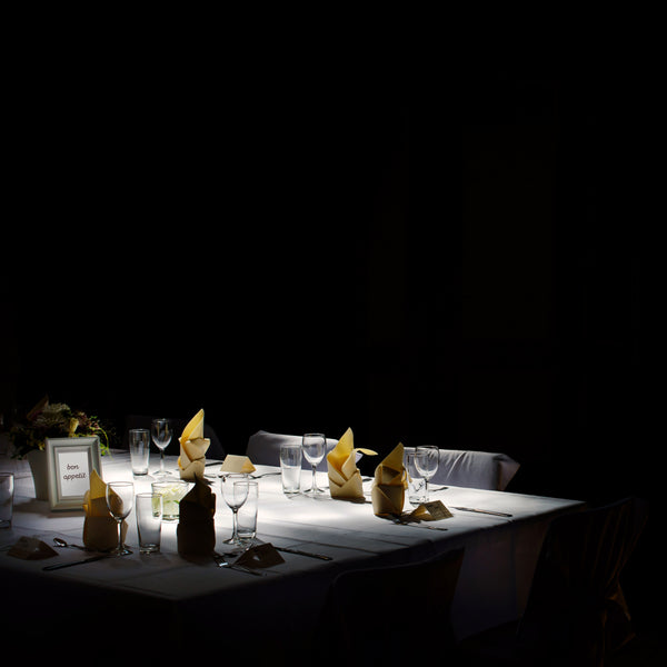 Dinner in the Dark with Men in the Kitchen | 2 October | Sofia