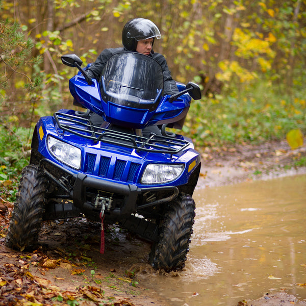 Off-road ATV Adventure for Extreme Natures