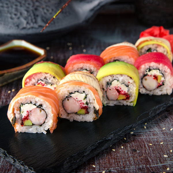SUSHI AT HOME - part 2 | SOFIA | 24 MARCH