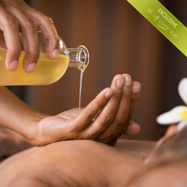 Spa ritual: Pampering for Men