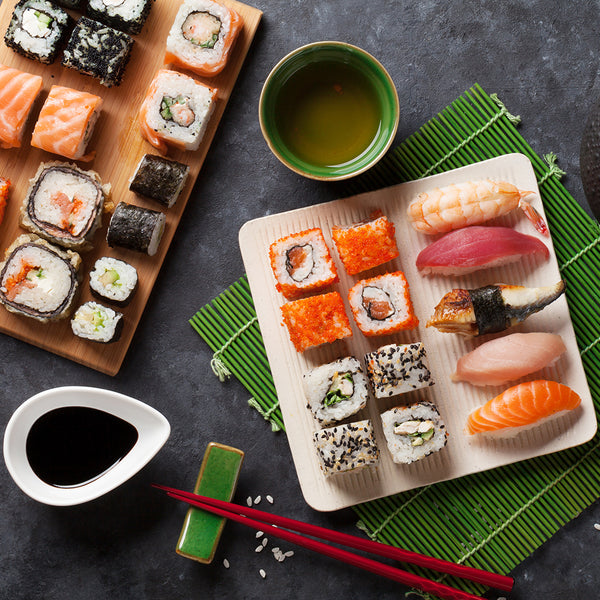 Japanese cuisine | Culinary course with Men in the Kitchen | Sofia | 15 October