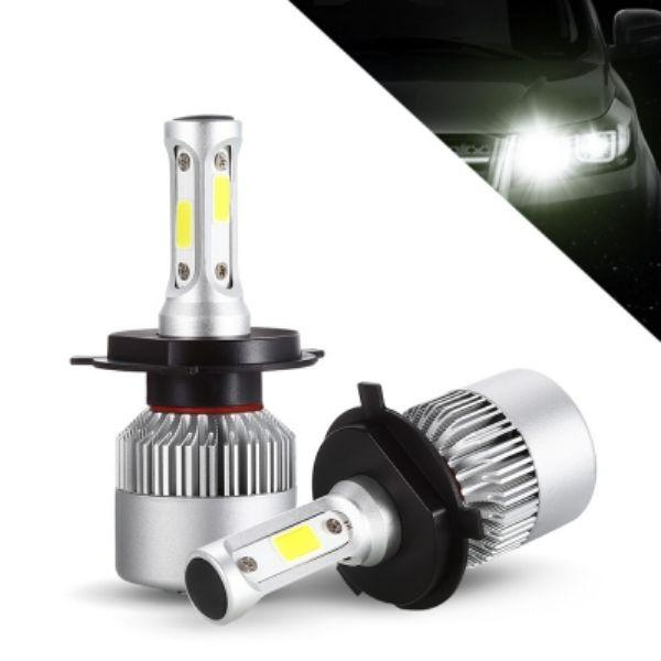 S2 H4 Pair of Car LED Headlight