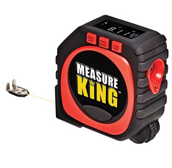 3-in-1 Digital Laser Measuring Tape