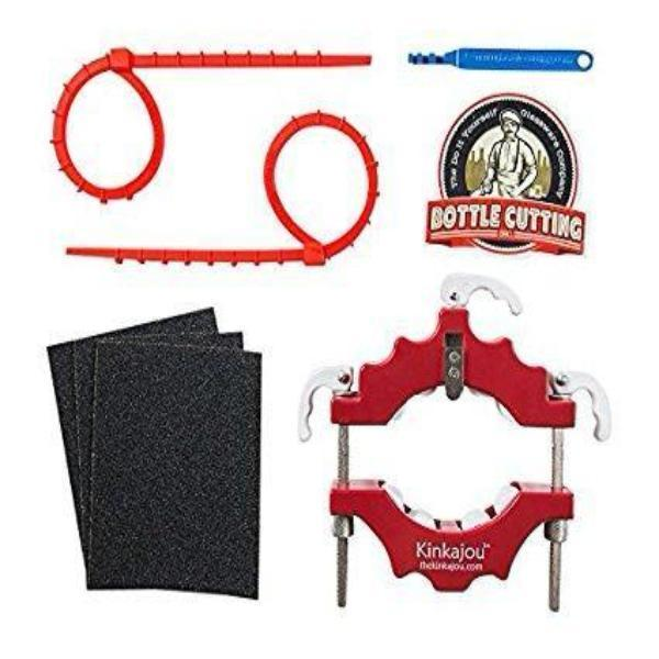 DAILYMOBILEGEAR™ Glass Bottle Cutter Tool