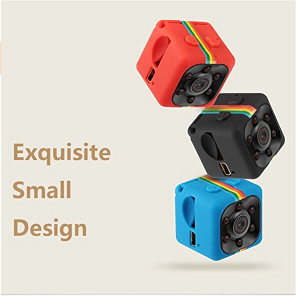 Dailymobilegear™ 1080P  Mini DV Camera-SQ11 HD