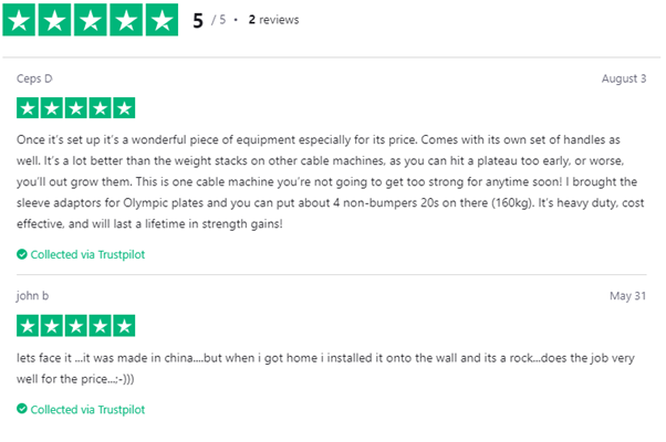 Check out real reviews from our amazing customers!