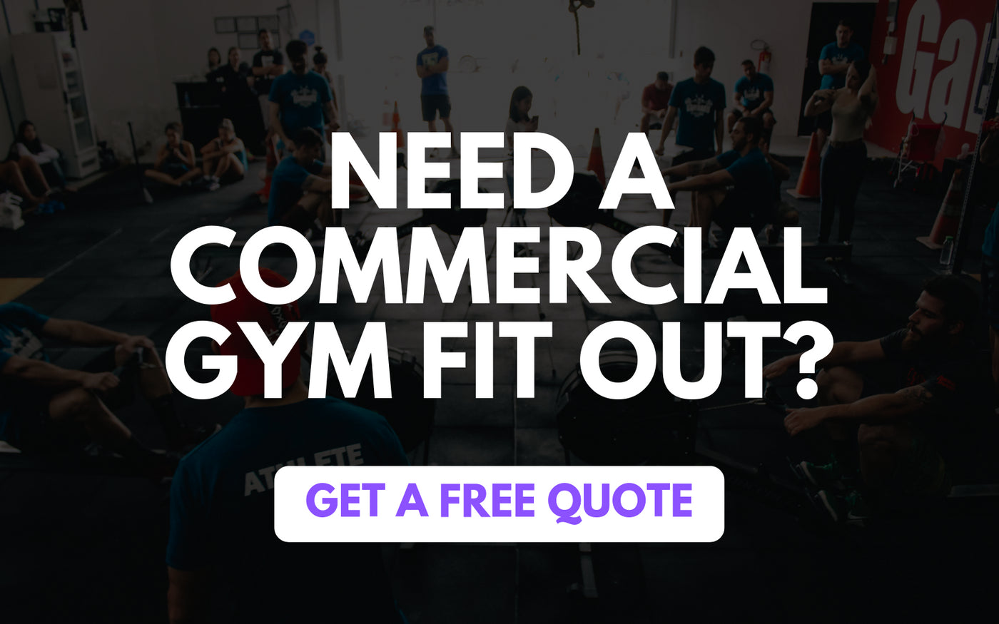 Gym equipment fitness equipment weight training commercial home