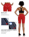 no front line yoga SHORTS