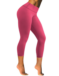 "BUBBLELIME 75N/25S Mid Waist Yoga Pants 22""/26"" inseam"