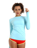 Long Sleeve Swimwear BWST001