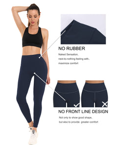 no front line yoga pants