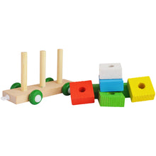 Shape Sorter Train (36 Pieces) | Geometric Shapes Puzzle - Trinkets & More