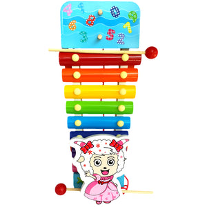 Xylophone |  Pull Along Toy | Musical Toy - Trinkets & More