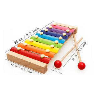 Small Xylophone | Musical Toy - Trinkets & More