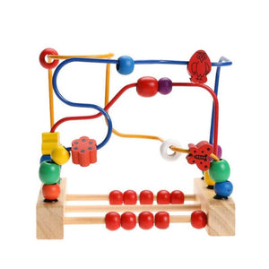 Beads Maze (30 Pieces) | Activity Centre and Roller Coaster - Trinkets & More