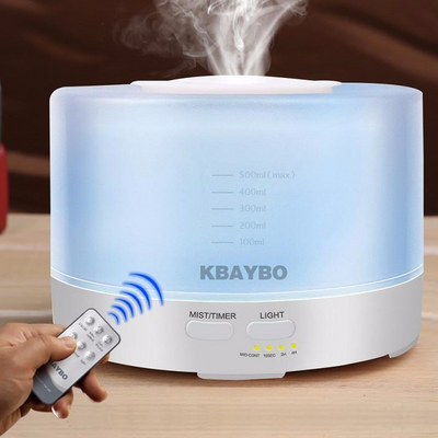 Remote Controlled Ultrasonic Air Humidifier