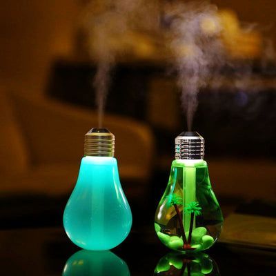 Bulb Shaped Aroma Diffuser