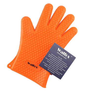 BBQ & Grill Safe & Heat-Resistant Gloves