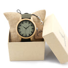 Luxury Bamboo Handmade Watch