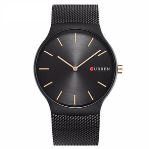 Luxury Brand Analog Wristwatch