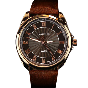 Luxury Male Quartz Watch