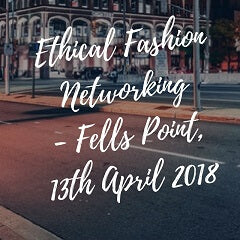 Ethical Fashion Networking Event - Join Us