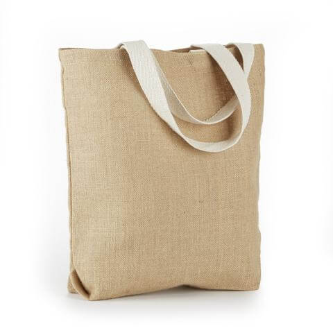 Burlap Tote from TheToteFactory