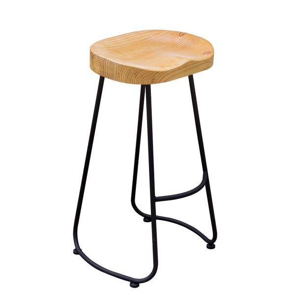 Baaripöytä Brooklyn Wood Bar Table and Stools