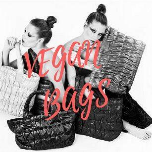 ALL THE VEGAN BAGS