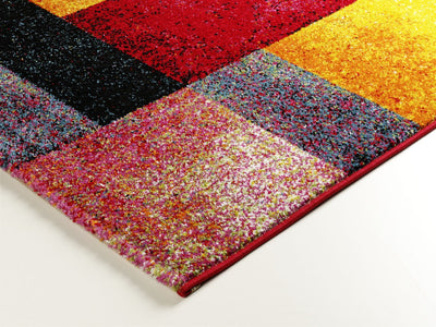 Teppich Happiness New Shimmer Multicolor