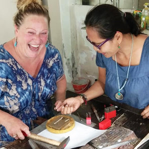 Intro to Silversmithing Full Day Jewelry Making Class