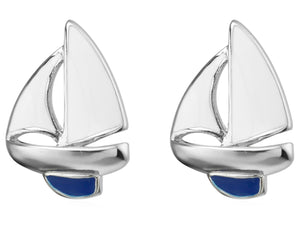 Boating Yachting Sailboat Sail Boat Sailing Yacht Cuff links by CUFFLINKS DIRECT