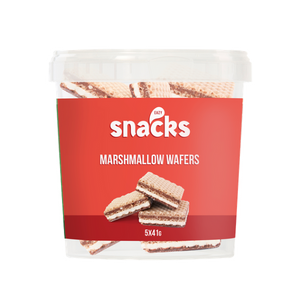 Eazy Snacks - Marshmallow Wafers