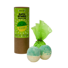 Gift Tube Of 3 Bath Bombs