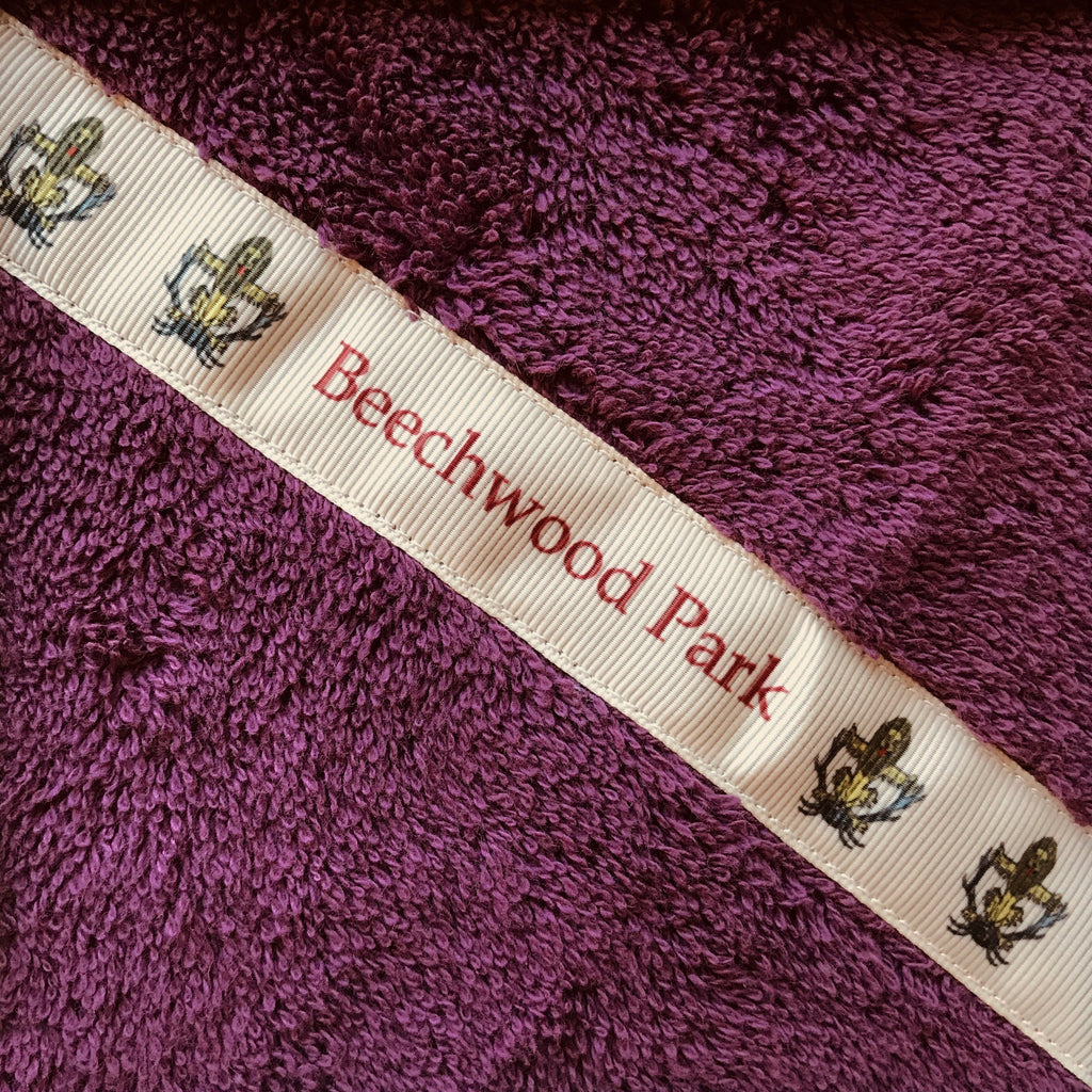 Hooded Towel - Beechwood Park (7-13yrs)