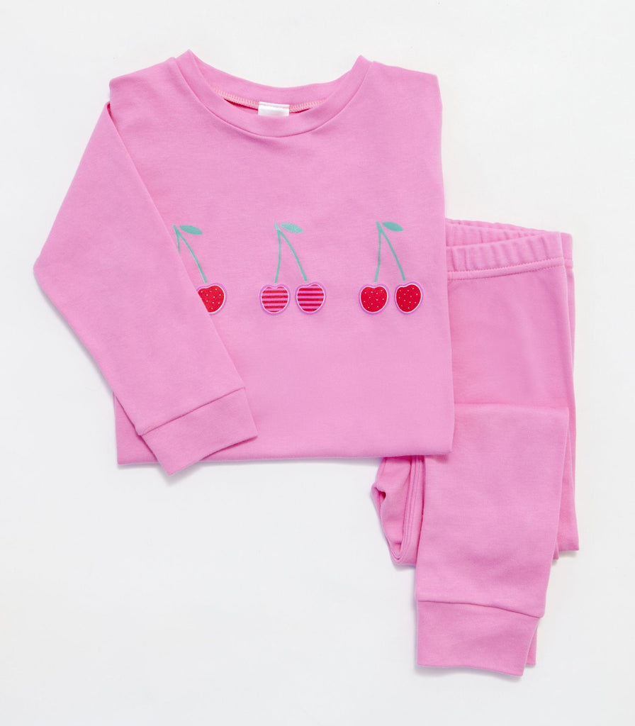 Children's Pyjamas | Jim Jamz | Cherries (2-piece set)