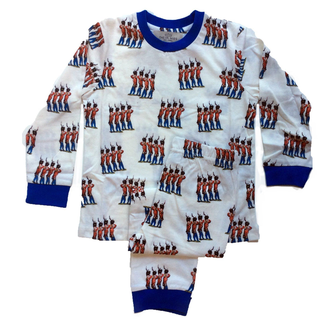 Children's Pyjamas | Their Nibs | Soldiers (2 Piece Set)
