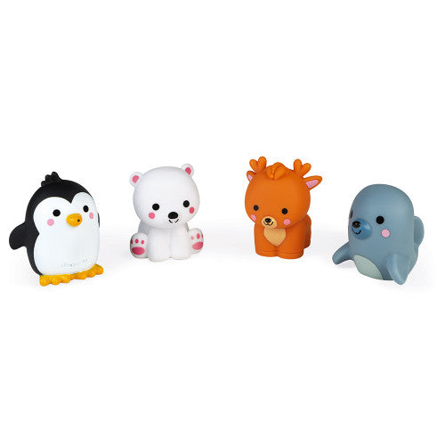 Polar Animal Bath Squirties Bath Toy