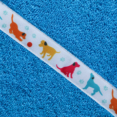 Matching towels | Turquoise  | Puppy Love