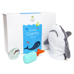 Gift Box - *PRE-ORDER* Ocean Giants Bathtime Gift Set. Dispatch W/c 9 November