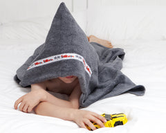Hooded Towel - Formula 1 Hooded Towel (Jumbo)