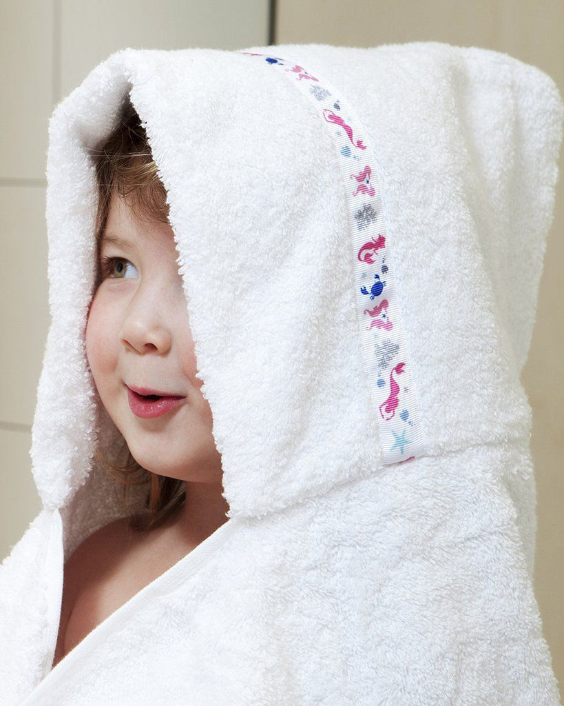 Hooded Towel - Mermaids Hooded Towel (Standard)