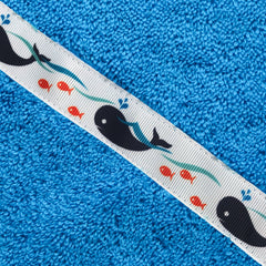 Hooded Towel - Whales Hooded Towel (Standard)