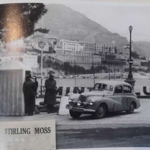 Let's not forget Stirling Moss was also a star of the stage