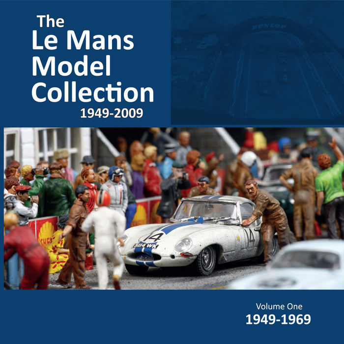 LeMans cars books