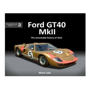The bad omens that plagued Ford before its GT40 Le Mans 1-2-3
