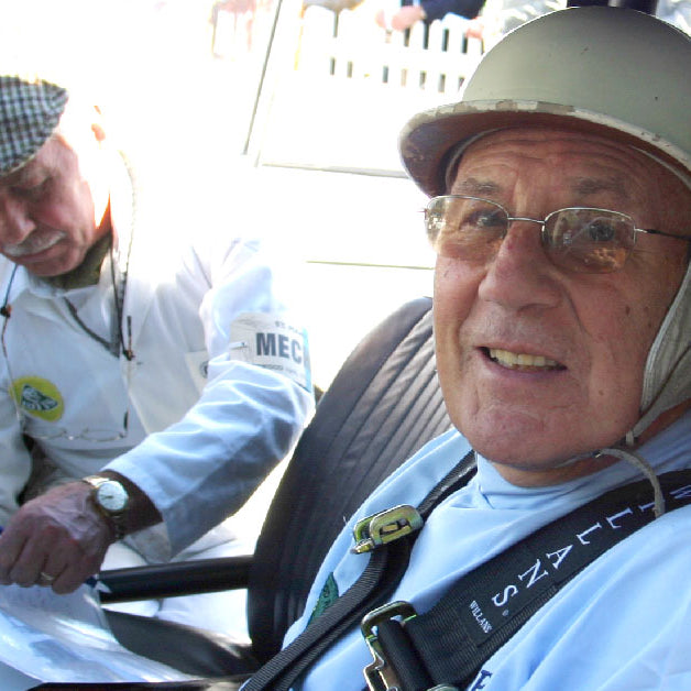 Stirling Moss at Goodwood
