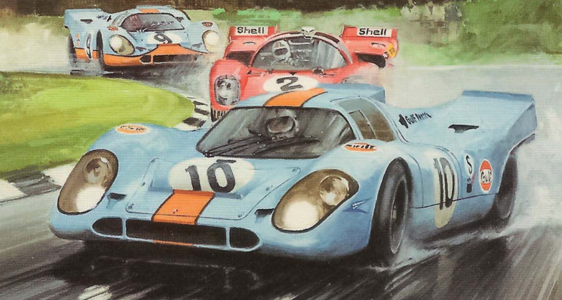 How the fearsome Porsche 917 progressed from tragedy to triumph