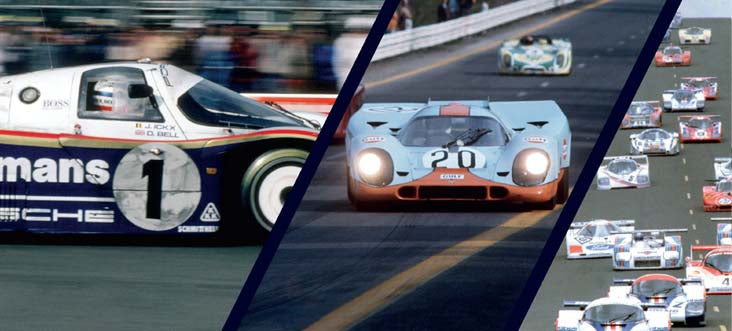 Derek Bell's dazzling Porsche career shows how the greatest never give up